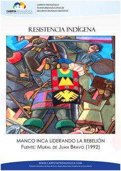 Resistencia Indígena http://carpetapedagogica.com/bancodepreguntas-resistenciaindigena.php