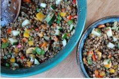 http://www.thenourishinggourmet.com/2009/05/simple-lentil-salad.html lentils recipe