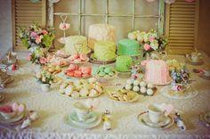 Baked Goods & Sweet Treats : Custom Wedding Cakes, Cookies, Cupcakes & Mini Treats