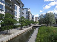 Residential block design by La Citta Vita, via Flickr