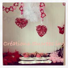 Vitrine Saint-Valentin 2014.