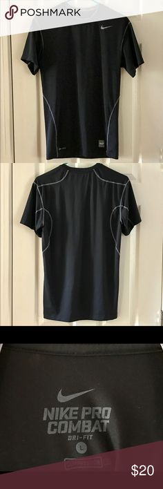 ♨️JUST IN♨️ NIKE Compression Shirt Nike Dri-Fit Compression Shirt. Nike Shirts Tees - Short Sleeve