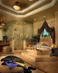 Bathroom Luxury Perla Lichi