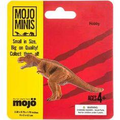 Tyrannosaurus Rex Mojo Mini Figurine
