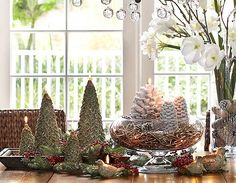 Potterybarn -- and more glittery!