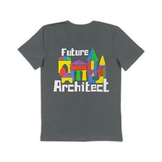 Future Architect Kids T-Shirt