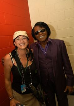 James Brown - 11 February 2006
