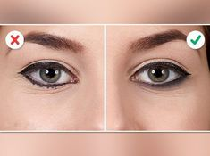 10 Eyeliner mistakes and how to correct them! | Trend Crown