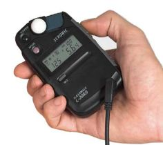 How To Use a Hand-Held Light Meter or Gray Card to Expose Your Pictures Correctly Under Difficult Lighting Situations