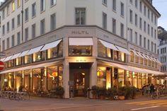 Haus Hiltl, World's oldest Veg restaurant in Zurich