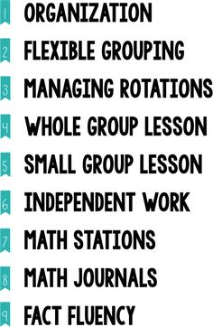 Get guided math up and running in your classroom this year and watch your…