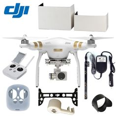 2015 DJI Phantom 3 Advanced Professional RC Drone QuadCopter RTF GPS FPV With 4K 1080P HD Camera Send Accessories #quadcopter #Drone #DJI