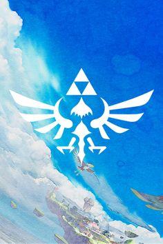 Legend of Zelda Triforce #nintendo