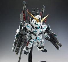 SD Full Armor Unicorn Gundam