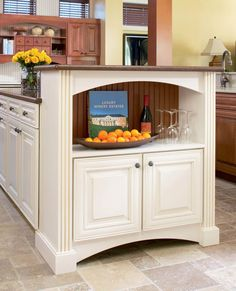 Waypoint Living Spaces   Style 720 In Painted Butterscotch Glaze. Kitchen  CabinetryCabinet ...