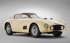 Vintage : 1955 Ferrari 410 S Berlinetta   Blouin Boutique   RM Auctions  