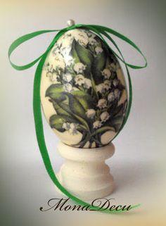 MonaDecu: goose eggs