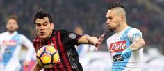 Serie A al San Paolo cè Napoli-Milan