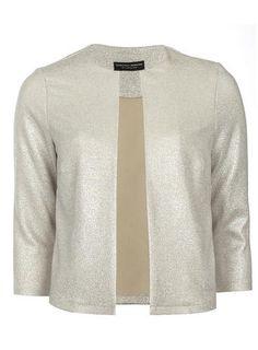 Silver Shimmer Jacket