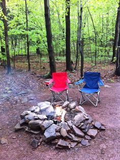 Is camping on your itinerary this weekend? Check out these scenic campgrounds in the Endless Mountains of Northeaster Pennsylvania!