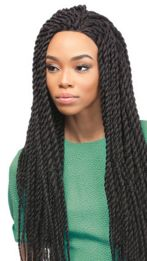 SYNTHETIC LACE FRONT REGGAE Senegal TWIST (LARGE) on Storenvy