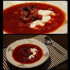 Zobrazit detail - Recept - Boršč
