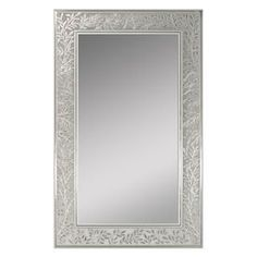 Style Selections 20 In X 32 In Decorative Edge Mirror   Loweu0027s (