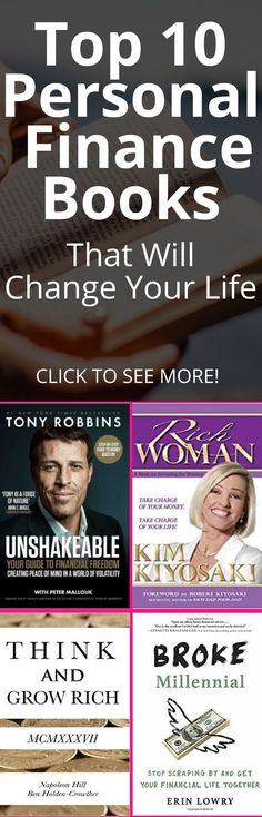 Top personal finance tips| Top personal finance books| personal finanance advice| peranl finance book worth reading| How to take control of your finances! Personal finance tips/