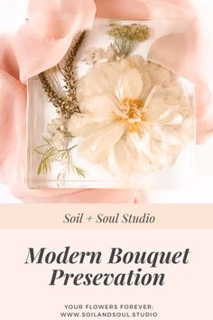 Modern Bouquet Preservation – Diy Gifts For Friends Fall Wedding, Our Wedding, Wedding Gifts, Dream Wedding, Wedding Trends, Wedding Bride, Wedding Engagement, Rustic Wedding, Bridal Shower Decorations