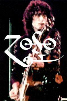 """Jimmy page """"Zoso"""""""