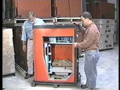 A sales video of the Tarm 2000 wood gasification boilers - made approx. 1992 - script by Craig Issod (president Tarm USA Wood Gasifier, Outdoor Wood Furnace, Rocket Stoves, Mountain Homes, Garage Shop, Child Life, Boiler, Alternative Energy, Sustainable Living