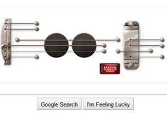 Battle of the doodles: Bob Moog's synthesizer vs Les Paul's guitar - Tech News - IBNLive