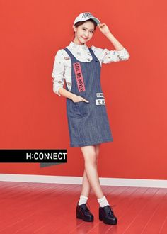 YoonA Shows Her Impeccable Style with 'H:Connect' | Koogle TV