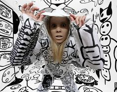 Nike x Die Antwoord on Student Show