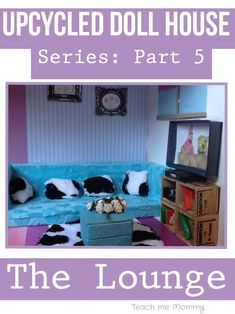 Doll House Part 5 Lounge Teach Me Mommy He Fifth Of