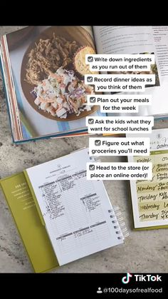 Sneak Peek of My New Meal Planner Slow Cooker Recipes, Crockpot Recipes, Cooking Recipes, Vegetable Pancakes, Whole Food Recipes, Healthy Recipes, Refried Beans, Okra, Meatless Monday