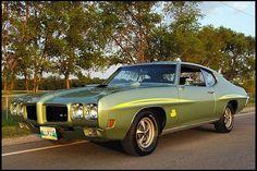 1970 Pontiac GTO Judge Hardtop Coupe