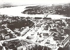 1933 View from the Air Novi Sad, Once Upon A Time, Old Photos, City Photo, Old Pictures, Old Photographs, Ouat