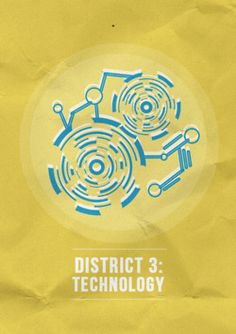 District 3 The Hunger Games