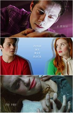 Loving this song right now #Stydia #teenwolf tumblr