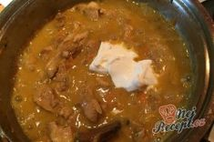 Příprava receptu Kuřecí kousky v krémově hořčičné omáčce, krok 8 Pork, Beef, Kale Stir Fry, Meat, Pork Chops, Steak