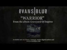 EVANS BLUE Warrior :: Official Lyric Video - YouTube