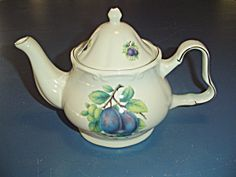 Baum Bros Formalities Tea Pot