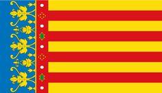 bandera comunidad valenciana - Google Search
