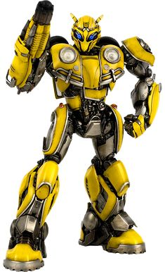 Transformers Bumblebee Collectible Figure by ThreeA Toys The Punisher, Transformers Bumblebee, Transformers Cupcakes, Transformers Characters, Transformers Movie, Transformers Collection, Transformers Birthday Parties, Transformer Birthday, Star Wars Girls