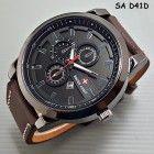 Jam tangan Pria murah merk Swiss Army terbaru SA D41D