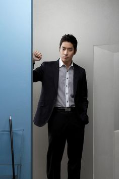 South Korean singer, actor and model Eric Mun