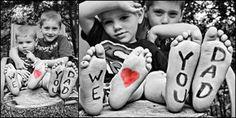So schnell ist wieder Vatertag! Mach gemeinsam mit deinen Kindern eine dieser 9 lieben Ideen! - DIY Bastelideen