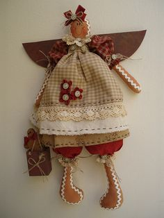 Ginger da Célia by Tia Fada, via Flickr