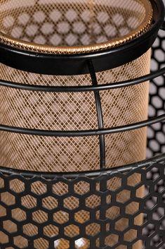 Archer Floor Lamp Medium – Foxford Woollen Mills Archer, Black Metal, Floor Lamp, Louis Vuitton Damier, Bulb, Products, Powder, Bedroom, Medium
